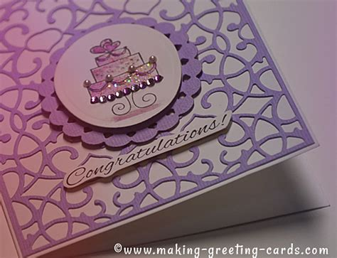 make a congratulations card unique wedding greeting cards