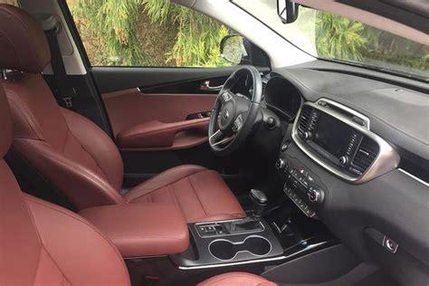 kia sorento 2017 leather seats 2017 kia sorento true colors autotrader