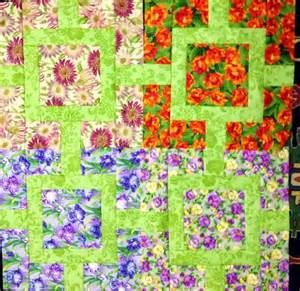 a who dyes fabrics and quilts garden path quilt