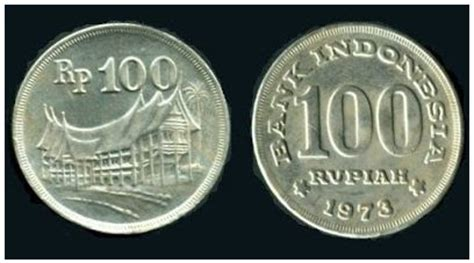 Uang Koin Tahun 1973 Sama 1978 legenda unik gambar uang logam indonesia dari masa ke masa