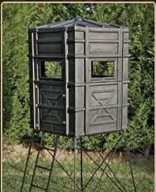 Hughes Hunting Blinds 4x4 Box Blind Search Engine At Search Com