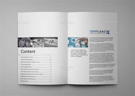 indesign brochure template 15 looking brochure templates