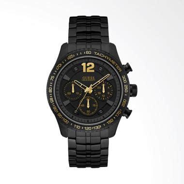 Jam Tangan Guess Rubber Hitam jual produk jam tangan guess harga promo diskon