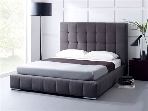 bed buy ava upholstered bed living it up