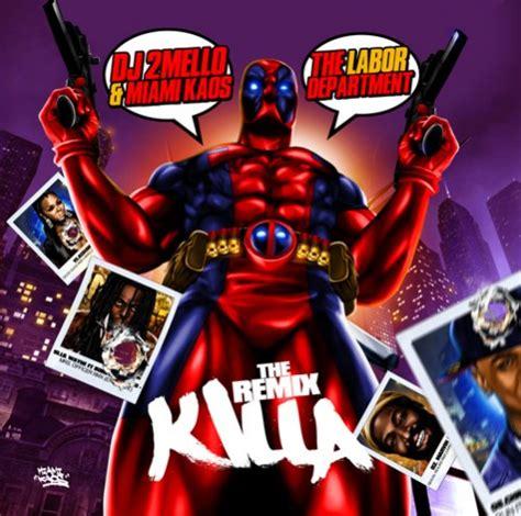 Kaos Is A Mixtape Kaos Kaos Mix Kaos Musik Kaos Band the remix killa dj 2mello
