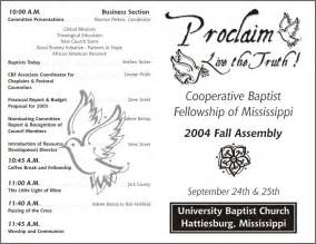 Free Church Program Templates by Free Printable Church Program Template Church Program
