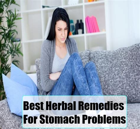 supplement upset stomach best herbal remedies for stomach problems