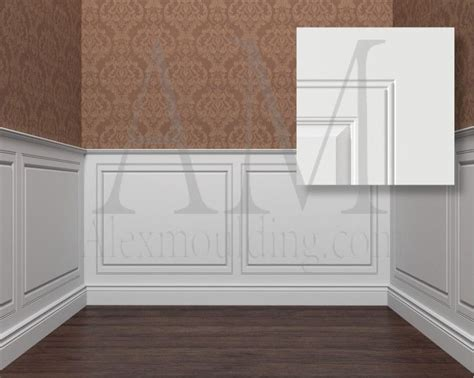 Different Types Of Wainscoting by Modern Wainscoting Panels Idea Types Wainscot Kits Faux