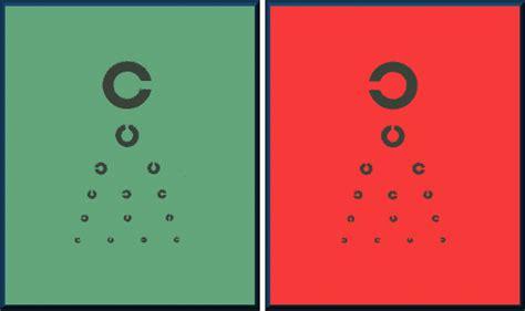 test vista la salute della vista testi la sua vista cl 237 nica