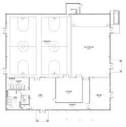 Purpose Of Floor Plan floor sketch with of a gym office clipgoo