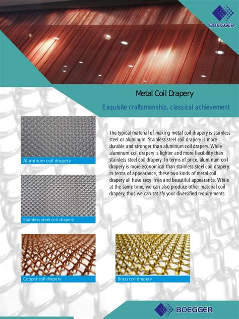diversified drapery products metal coil drapery