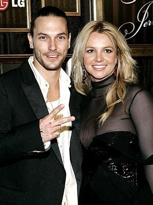 And Kevin Federline Together Again by Brit And K Fed Together For Posh Fushion Magazine