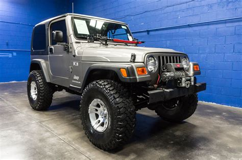 manual cars for sale 2003 jeep wrangler spare parts catalogs used lifted 2003 jeep wrangler x 4x4 suv for sale 35075
