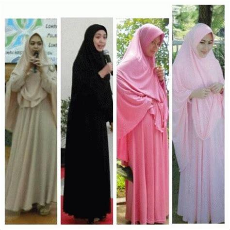 Gamis Wolfis hijabalila tangerang on quot gamis oki bahan wolfis