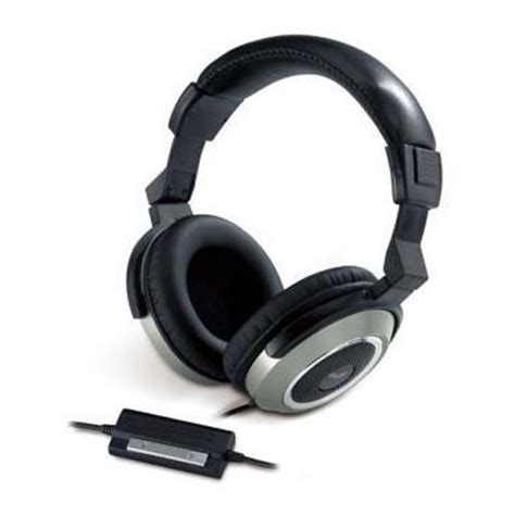 Genius Headphones Ghp 400f computer headset earphone
