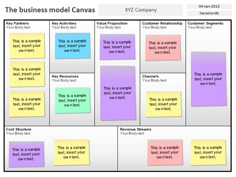 Lean Canvas Template Mobawallpaper Lean Canvas Template