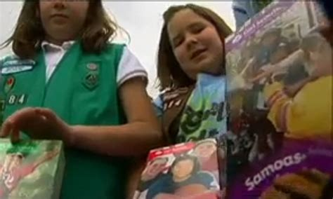 illegal girls girl scouts feared cookie arrest victory for police who
