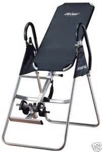inversion tables lifegear inversion table