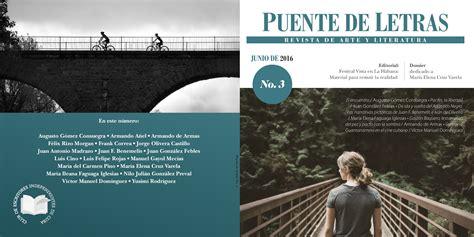 leer en espanol epd spanish edition maria rodriguez aro rodriguez 9788497781053 puente de letras dedica tercer n 250 mero a mar 237 a elena cruz varela puente a la vista
