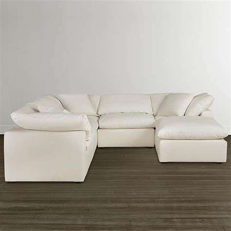 Envelope Sofa by Bassett 2631 Usectfcs Envelop Small U Shaped Sectional