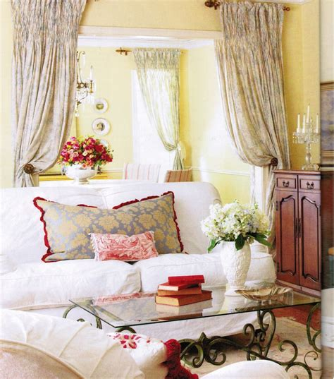 french country living rooms maison decor french country enchanting yellow white