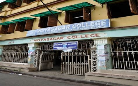 Vidyasagar Affiliated Mba Colleges In Kolkata by Fees Structure And Courses Of Bhawanipur Education Society