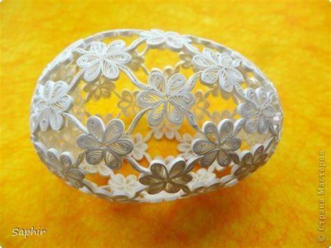 Anting Tusuk Pearl Decorated Flower Shape Design Wp Black diy quilling flowers easter egg
