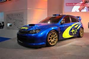 Subaru Road Racing Team Subaru Racing Team Wrx Sti Photo S Album Number 5069