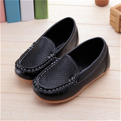 Sandal Boboi Boy Size 21 new fashion shoes all size 21 36 children pu leather sneakers for baby shoes boys