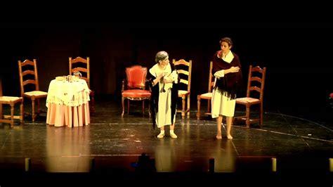 la casa de bernarda alba acto 3 premontaje - La Casa De Bernarda Alba Acto 1