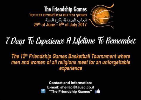 Invitation Letter Sle For Basketball Tournament Friendship Eusa
