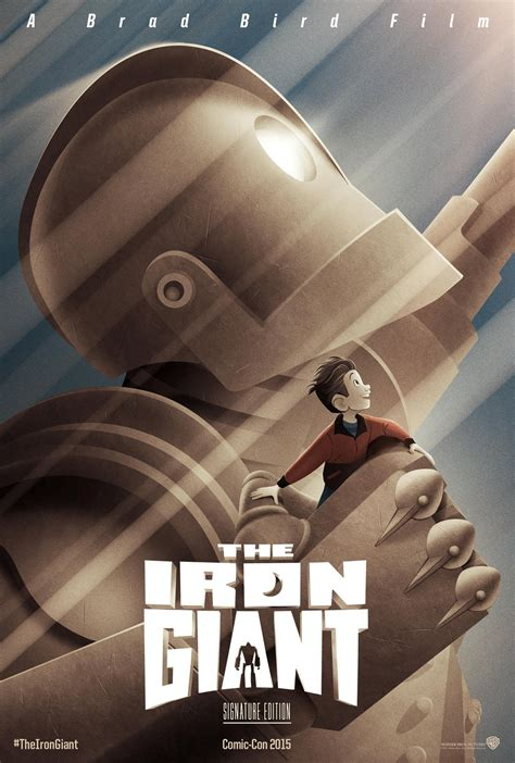 The Iron Giant by The Iron Giant Film Iron Giant Wiki Fandom Powered