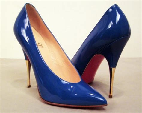 Christian Louboutins Can Only Make An Ensemble Even More Of A Knock Out by The Shoe Diaries Christian Louboutin V Ysl Ny