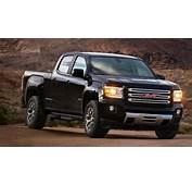 2017 GMC Canyon All Terrain X  Picture 686663 Truck