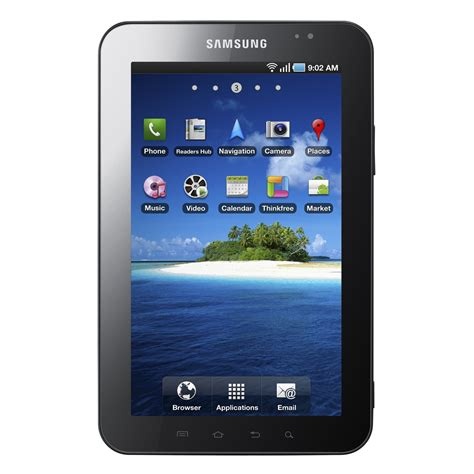 site android galaxy tab goes website live has a commercial as well talkandroid