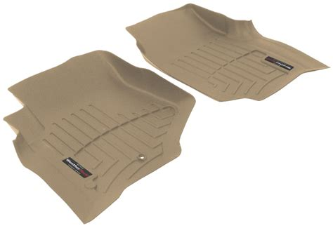 Chevy Trailblazer Floor Mats by Floor Mats By Weathertech For 2009 Trailblazer Wt450071