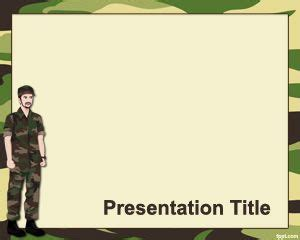 army powerpoint templates free army ppt powerpoint template