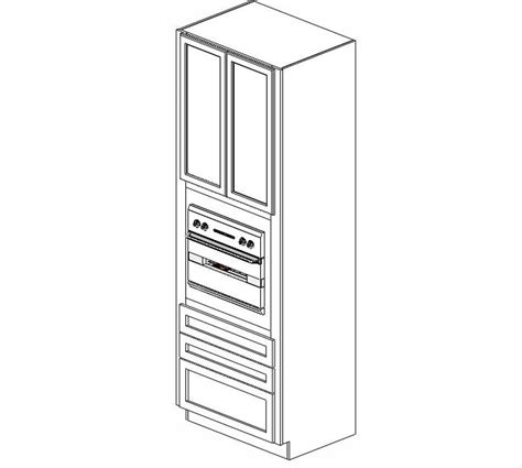 Uptown Cabinets by Oc3396b Uptown White Single Oven Cabinet Cabinets