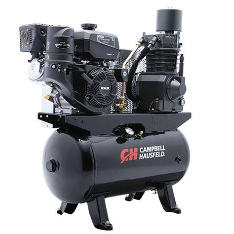 air compressor 30 gallon 2 stage cbell hausfeld ce7002