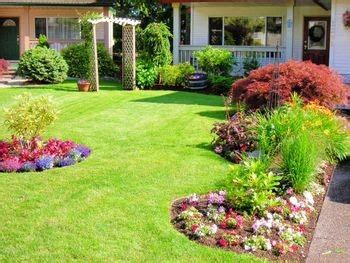Simple Garden by Simple Landscaping Ideas Design