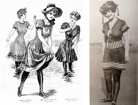 foto modelle in costume da bagno costume da bagno storia della moda femminile