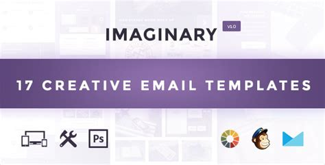 imaginary multipurpose email template builder access