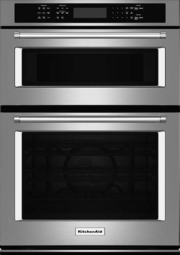 kitchenaid  single electric convection wall oven