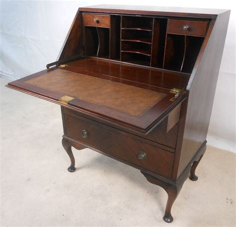 Hair Style Books Sold At by Antique Style Mahogany Writing Bureau Sold Pictures