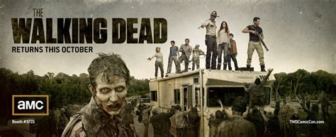 Poster Serial Tv The Walking Dead Cast 2 40x60cm the walking dead cybermage