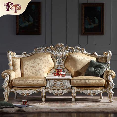 regency style italian gold living room set king sofas king sofa natuzzi kuwait dia behbehani