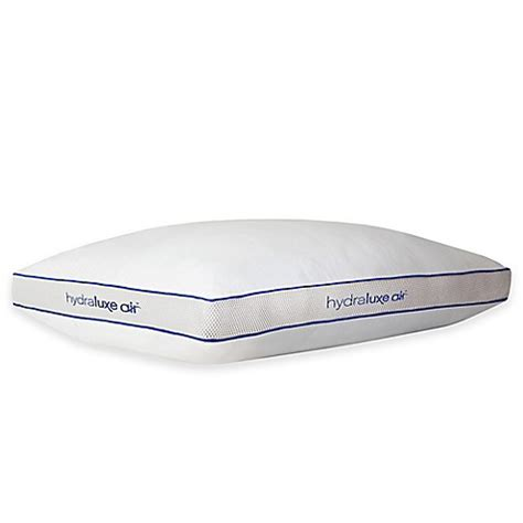 therapedic 174 classic contour bed pillow bed bath beyond cooling pillows at bed bath and beyond hydraluxe air