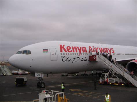 kenya airways sinks deeper  loss grows