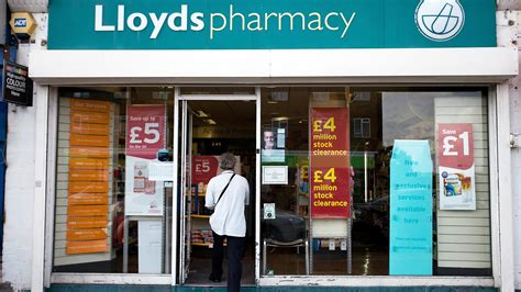 Lloyds Pharmacy by Lloyds Pharmacy To 190 Stores Business The Times