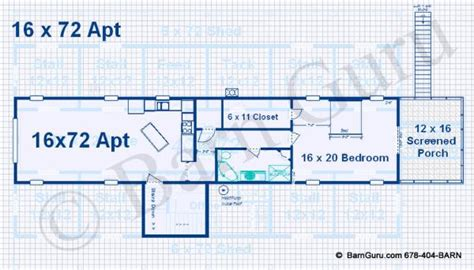 barns with living quarters floor plans selapa december 2014